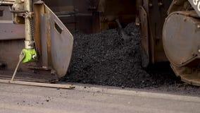 Καυτή μικτή πίσσα άσφαλτος με τις πέτρες Καλύτερα δομικά υλικά καταυλισμό φιλμ μικρού μήκους