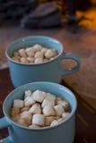Καυτή σοκολάτα Toasty Στοκ φωτογραφίες με δικαίωμα ελεύθερης χρήσης