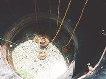 καυτός καταρράκτης Στοκ φωτογραφία με δικαίωμα ελεύθερης χρήσης