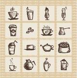 Καυτός καφές Στοκ φωτογραφίες με δικαίωμα ελεύθερης χρήσης