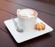 Καυτός καφές στοκ φωτογραφίες