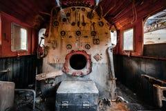 Καυτός σίδηρος στο smeltery Στοκ φωτογραφίες με δικαίωμα ελεύθερης χρήσης