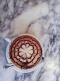 Καυτός φρέσκος καφές Στοκ Φωτογραφίες