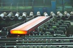 καυτός χάλυβας μεταφορέων στοκ φωτογραφίες με δικαίωμα ελεύθερης χρήσης