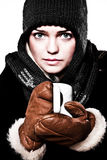 καυτός χειμώνας ποτών Στοκ φωτογραφία με δικαίωμα ελεύθερης χρήσης