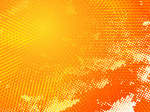 Καυτό ηλιόλουστο πορτοκαλί υπόβαθρο Στοκ φωτογραφίες με δικαίωμα ελεύθερης χρήσης