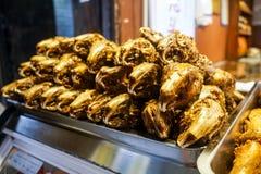 Καυτό και πικάντικο κεφάλι κουνελιών Στοκ εικόνες με δικαίωμα ελεύθερης χρήσης