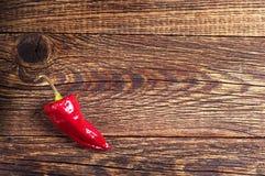 καυτό κόκκινο πιπεριών Στοκ Φωτογραφίες
