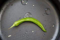 καυτό πιπέρι τσίλι Στοκ Εικόνες