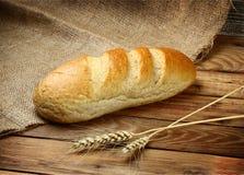 Καυτό ρωσικό ψημένο ψωμί Στοκ φωτογραφίες με δικαίωμα ελεύθερης χρήσης