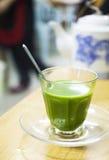 Καυτό τσάι γάλακτος Στοκ φωτογραφίες με δικαίωμα ελεύθερης χρήσης