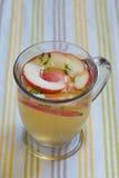 Καυτό τσάι της Apple Στοκ Φωτογραφίες