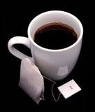 καυτό τσάι φλυτζανιών Στοκ Φωτογραφίες