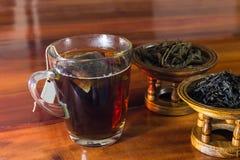 καυτό τσάι φλυτζανιών στοκ φωτογραφία με δικαίωμα ελεύθερης χρήσης