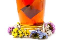 καυτό τσάι Στοκ φωτογραφίες με δικαίωμα ελεύθερης χρήσης