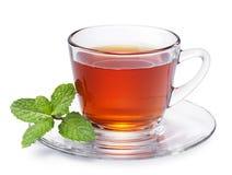 καυτό τσάι Στοκ φωτογραφία με δικαίωμα ελεύθερης χρήσης