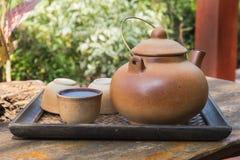 καυτό τσάι Στοκ εικόνες με δικαίωμα ελεύθερης χρήσης