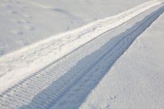 καυτό όχημα για το χιόνι μυρ Στοκ Εικόνες