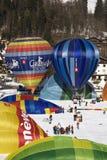 καυτό oex δ πυργων μπαλονιών &al Στοκ φωτογραφίες με δικαίωμα ελεύθερης χρήσης