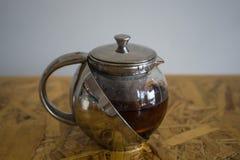 Καυτό Teapot Στοκ Εικόνες