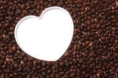 Καφές αγάπης Στοκ Εικόνες