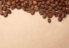 καφές ανασκόπησης Στοκ Εικόνα