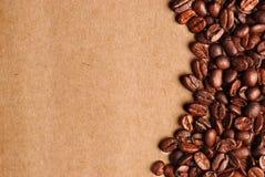 καφές ανασκόπησης grunge Στοκ φωτογραφία με δικαίωμα ελεύθερης χρήσης