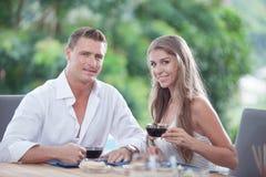 Καφές από κοινού Στοκ εικόνες με δικαίωμα ελεύθερης χρήσης