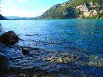 Καφές από τη λίμνη Στοκ φωτογραφίες με δικαίωμα ελεύθερης χρήσης