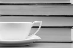 καφές βιβλίων Στοκ εικόνα με δικαίωμα ελεύθερης χρήσης