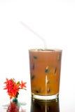 Καφές γάλακτος πάγου στοκ φωτογραφίες με δικαίωμα ελεύθερης χρήσης