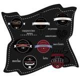 καφές εύγευστος Στοκ Εικόνα