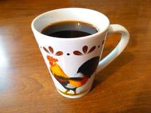 Καφές ημέρας των ευχαριστιών Στοκ φωτογραφία με δικαίωμα ελεύθερης χρήσης