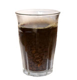 καφές ισχυρός Στοκ Εικόνα