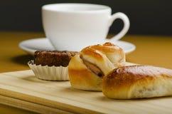 καφές κέικ Στοκ Φωτογραφίες