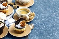 Καφές και ζύμες στοκ φωτογραφία
