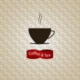 Καφές και τσάι Στοκ Φωτογραφίες