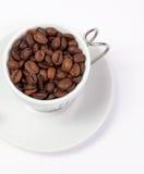 καφές κανέλας Στοκ Φωτογραφία