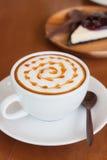 καφές καυτός Στοκ εικόνες με δικαίωμα ελεύθερης χρήσης