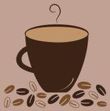 καφές καυτός απεικόνιση αποθεμάτων