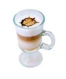 καφές λ σοκολάτας αργά Στοκ Εικόνα