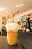 Καφές πάγου στοκ εικόνα με δικαίωμα ελεύθερης χρήσης
