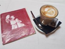 καφές περισσότερος χρόνος Στοκ φωτογραφίες με δικαίωμα ελεύθερης χρήσης