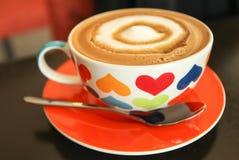 καφές περισσότερος χρόνος Στοκ εικόνα με δικαίωμα ελεύθερης χρήσης