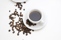 καφές περισσότερο στοκ φωτογραφία με δικαίωμα ελεύθερης χρήσης