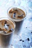 καφές που παγώνεται Στοκ Εικόνα
