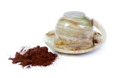 καφές που υποθέτει πυκνά Στοκ Φωτογραφία