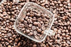 καφές που ψήνεται στοκ φωτογραφία με δικαίωμα ελεύθερης χρήσης