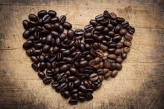 καφές που ψήνεται Στοκ εικόνα με δικαίωμα ελεύθερης χρήσης
