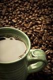 Καφές πρωινού Στοκ Εικόνες
